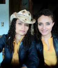 Jéssica Santos e Jennifer