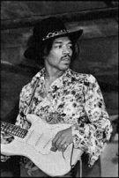 Jimi Hendrix letras