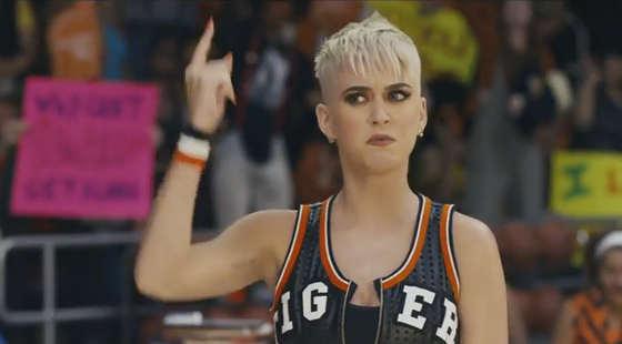 Katy Perry lança o clipe oficial de 'Swish Swish'; assista
