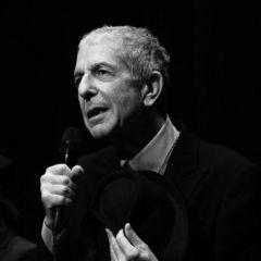 Leonard Cohen letras