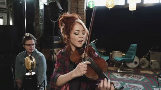 Lindsey Stirling letras