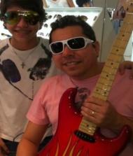 Louro Santos e Victor Santos