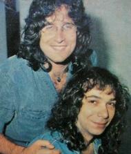 Luiz Guedes e Thomas Roth