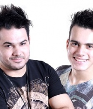 Luis Marcelo e Gabriel