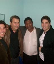 Luiz Carlos e Santiago