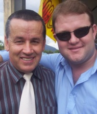 Luiz e Maicon