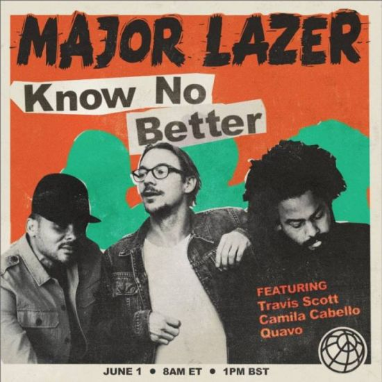 Major Lazer letras