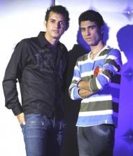 Marco J�nior e Rafael