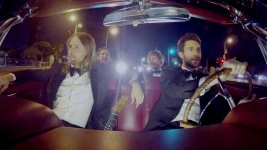 Maroon 5 letras