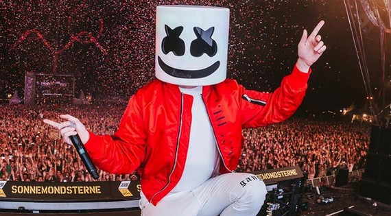 Marshmello ft. Bastille
