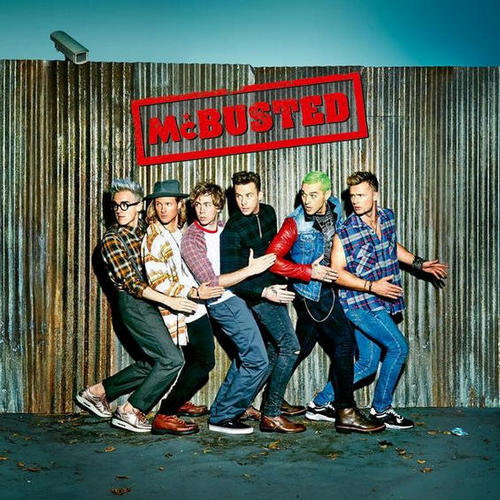 McBusted – Get Over It Mp3