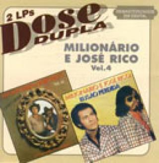 Dose Dupla: Milion�rio & Jos� Rico - Vol. 4