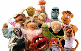 Muppets letras
