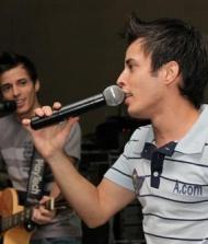 Murillo e Mateus
