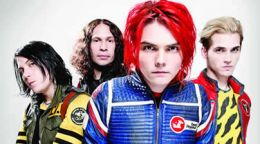 My Chemical Romance letras
