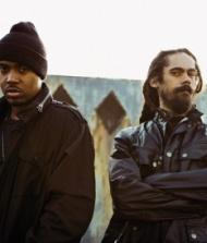 Nas & Damian Jr Gong Marley