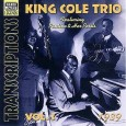 The King Cole Trio Transcriptions - Vol. 3