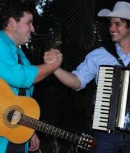 Neto e Gabriel