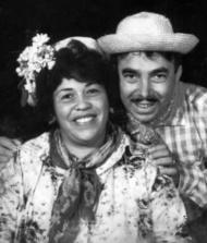 Nho Belarmino e Nha Gabriela