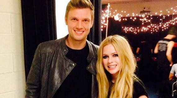 Nick Carter ft. Avril Lavigne