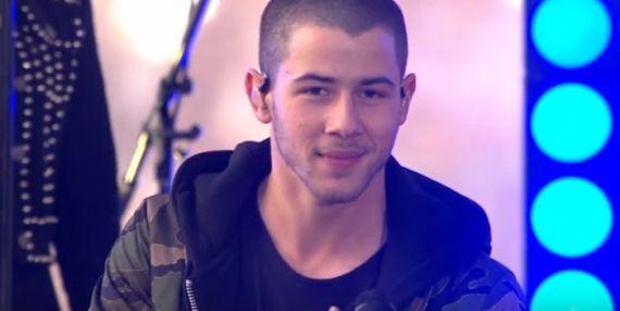 Nick Jonas letras