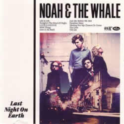 Noah And The Whale letras