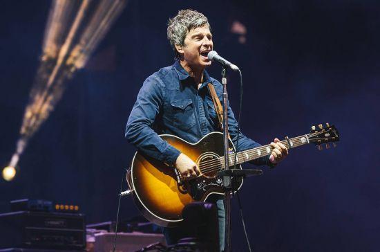 Noel Gallagher letras