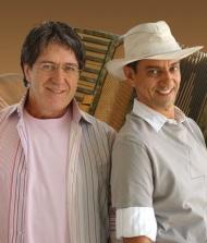 Oswaldir e Carlos Magrão
