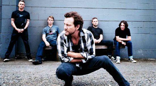 Pearl Jam fará show no Rio de Janeiro em março — Tá confirmado