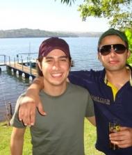 Pedro Neto e Marcelo