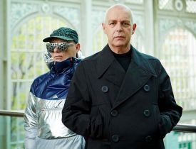 Pet Shop Boys letras