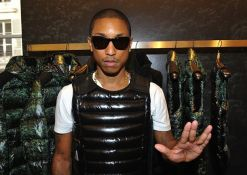 Pharrell Williams letras