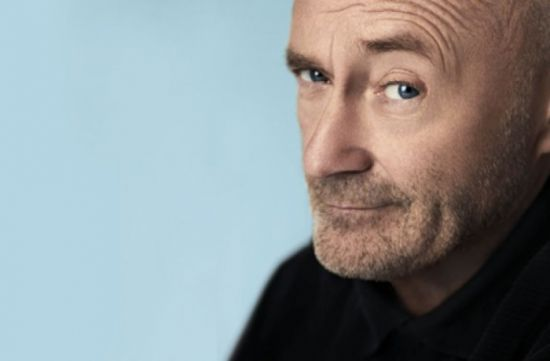 Phil Collins letras