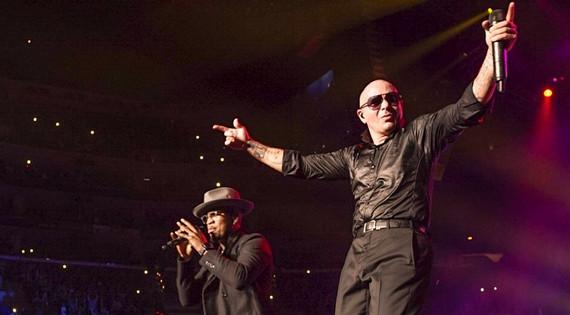 Pitbull ft. Ne Yo
