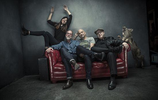 Pixies letras