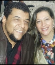 Paulo Billy e Raquel