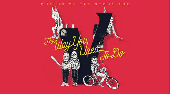 Queens Of The Stone Age letras