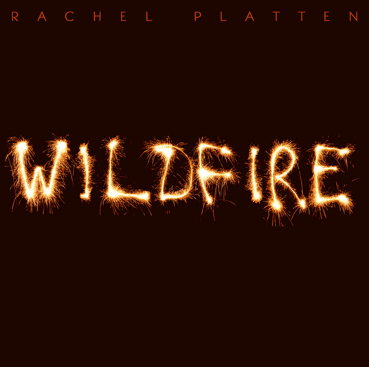 CD Rachel Platten - Wildfire