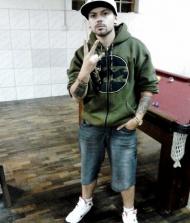 Rapper Branco Favela
