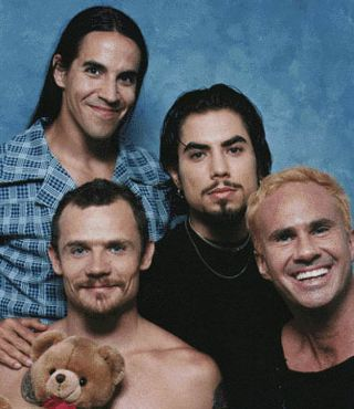 Red Hot Chili Peppers letras