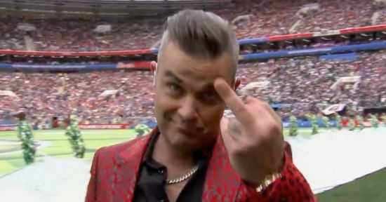 Robbie Williams letras