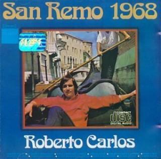 San Remo 1968 - Roberto Carlos
