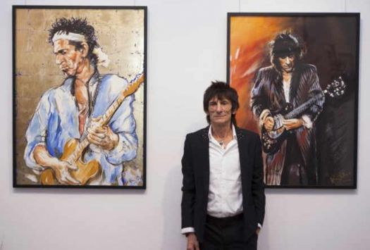 Ronnie Wood letras