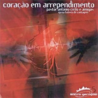 Santa Gera��o - Vol. 05 - Coracao em Arrependimento 2003