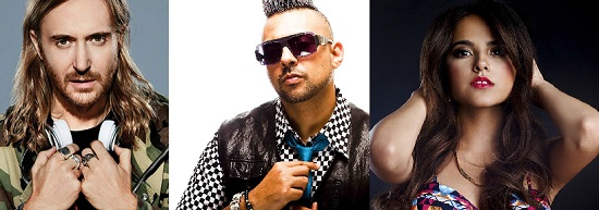 Sean Paul letras