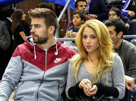 Shakira e Piqué estariam se separando, diz site espanhol