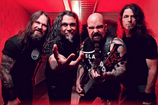 Slayer letras