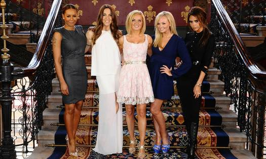Spice Girls letras