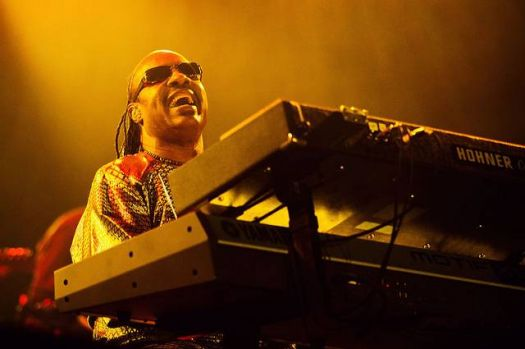 Stevie Wonder letras