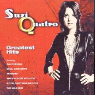 Greatest Hits Suzi Quatro Discografia Vagalume